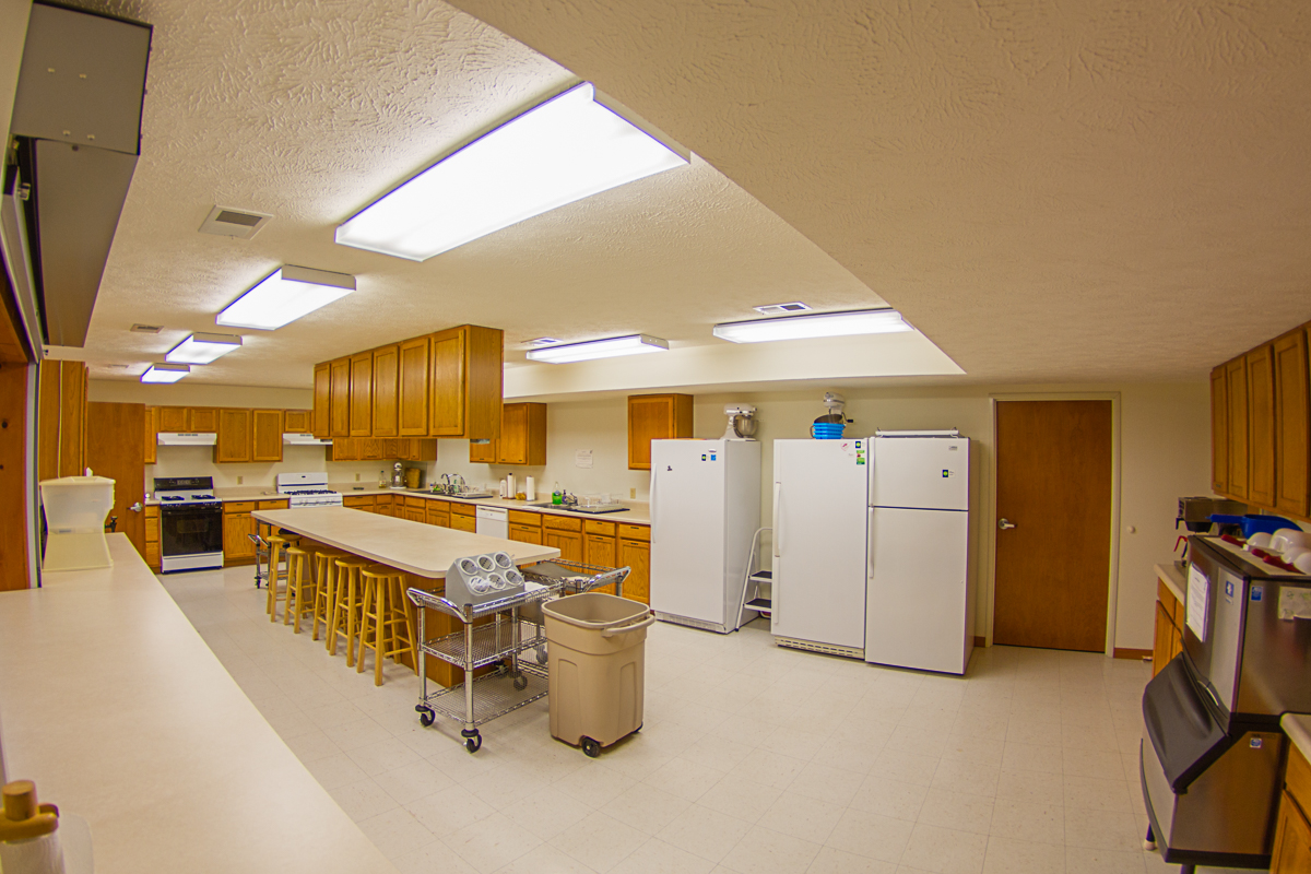 Family Life Center Kitchen