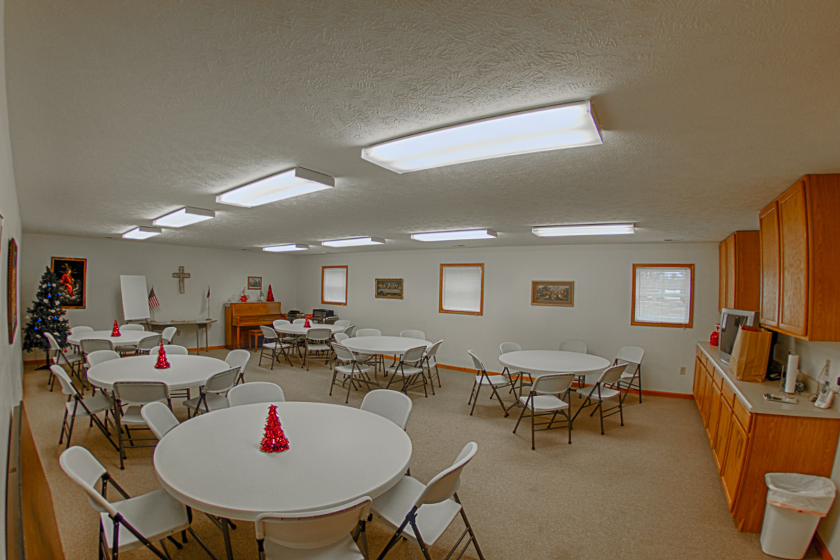 Family Life Center Wesley Room